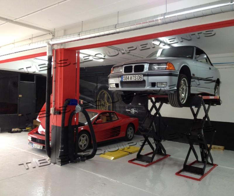 Nos ralisations matriel et equipement de garage auto for Garage vallauris auto
