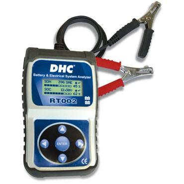 Testeur de batterie lectronique multi standard outillage for Garage auto electronique