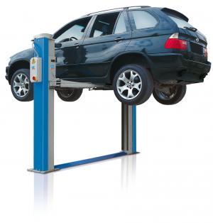 Pont elevateur 2 colonnes a cardan ravaglioli pont for Garage vallauris auto