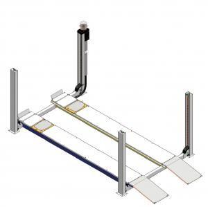 pont elevateur 4 colonnes ravaglioli pont l vateur mat riel et equipement de garage auto. Black Bedroom Furniture Sets. Home Design Ideas