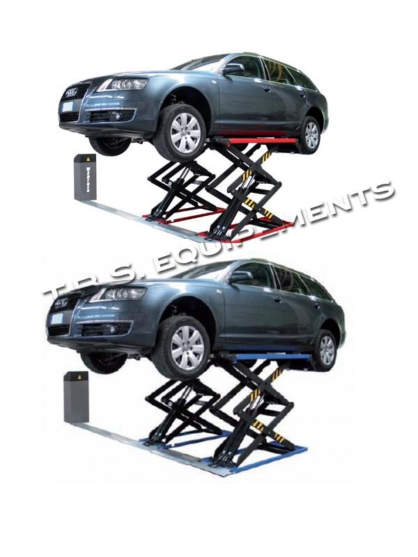 Equipement de garage ponts elevateurs slection tbs matriel for Equipement d un garage automobile