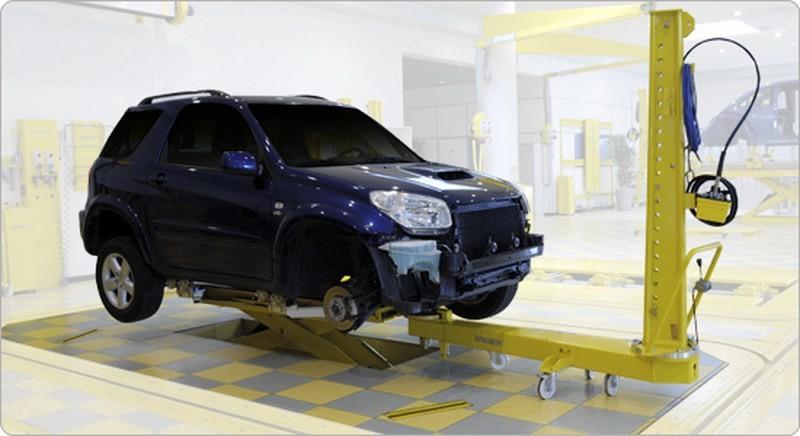 Banc de levage encastr spanesi soudure et carrosserie for Garage vallauris auto